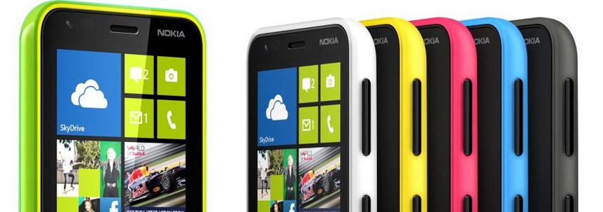 Retour d'un switcheur iOS sur Windows Phone 8 : le choix du téléphone
